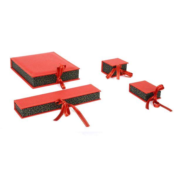 ZSKK-002 Suni Deri Kapaklı Kutular